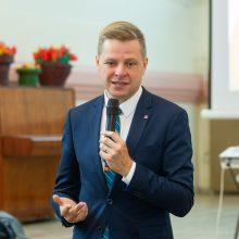 Vilniaus valdžia savo kabinetų remontui išleido 300 tūkst. eurų