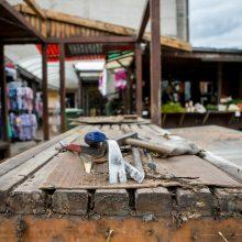 Stoties turguje – išbandymai ir prekeiviams, ir pirkėjams