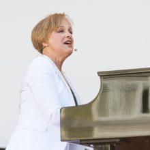 Prezidento inauguracijos koncertas: pasirodė atlikėjai iš skirtingų apskričių