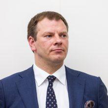 V. Šapoka: visuomenės lūkesčiai dėl kitų metų biudžeto yra užaukštinti