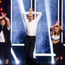 """""""The Roop"""" vėl triumfuoja: geriausiais pripažino """"Eurovizijos"""" gerbėjų organizacija"""