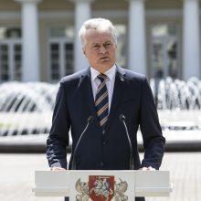 Prezidentas: į ekonomikos ministrus svarstomas vienas kandidatas, jis kelia abejonių