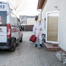 Lietuvoje nustatyta 740 naujų COVID-19 atvejų, mirė dar 14 žmonių
