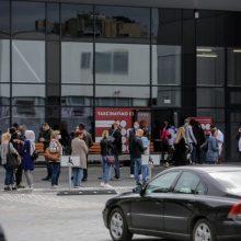 Lietuvoje praėjusią parą nuo COVID-19 paskiepyta beveik 30,6 tūkst. žmonių