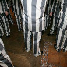 Šią savaitę planuojama perskirstyti daugiau nei 600 kalinių