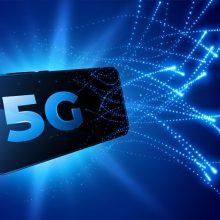 Lietuvoje pradėjo veikti 5G ryšys