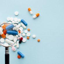 Nerandu vaistų nuo hipertenzijos