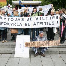 A. Monkevičius: profsąjungos pozicija pasidarė reiklesnė