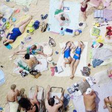 Venecijos bienalėje – 35 tonos smėlio ir lietuviška opera