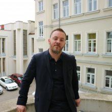 Kultūros atašė Kinijoje konkursą laimėjo menotyrininkas T. Ivanauskas