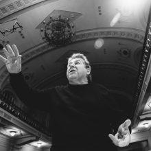 Kompozitorius A. Šenderovas išlydėtas anapilin