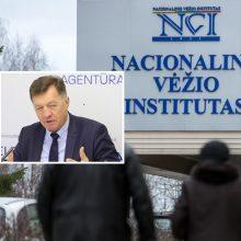 A. Butkevičius: užsimota sugriauti Nacionalinį vėžio institutą?