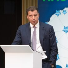 A. Abromavičius Ukrainoje paskirtas vadovauti valstybinei gynybos pramonės įmonei