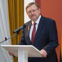 """Seime kelią skinasi """"socialdarbiečių"""" noras deleguoti savo atstovą į VRK"""