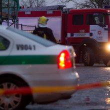 Kybartuose esančiame daugiabutyje nugriaudėjo sprogimas
