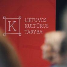 Prasideda naujos kadencijos Kultūros tarybos narių rinkimai