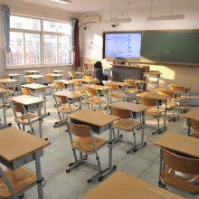 11 tūkst. mokinių Lietuvoje dar mokosi sujungtose klasėse