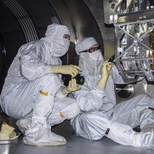JAV kosmoso pajėgas sudarys iki 20 tūkst. žmonių