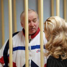 JAV taikys naujas sankcijas prieš Rusiją dėl S. Skripalio apnuodijimo
