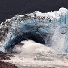 Tyrimas: ledynų tirpimas – nebesustabdomas