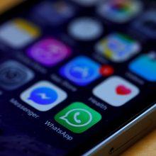 """Perspėja: per """"WhatsApp"""" ir """"Facebook"""" dovanojami bilietai – apgaulė"""
