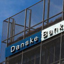"""Estijoje sulaikyta 10 asmenų dėl įtarimų plovus pinigus per """"Danske Bank"""" filialą"""