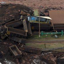 Brazilijoje po užtvankos griūties dingo apie 200 žmonių