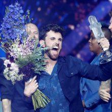 """Ką """"Eurovizijos"""" finale palaikė lietuviai: komisijos ir žiūrovų nuomonės išsiskyrė"""