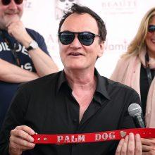 Kanų festivalio specialus prizas atiteko Q. Tarantino juostos keturkojui
