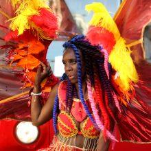 Londono gatves nuspalvino Noting Hilo karnavalas