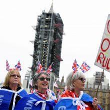 Jungtinė Karalystė užbaigė narystę Europos Sąjungoje: svarbiausi momentai
