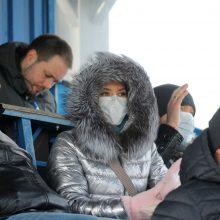 A. Veryga: situacija dėl koronaviruso Baltarusijoje kelia susirūpinimą