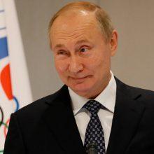 S. Lavrovas: V. Putinas dalyvaus 2022-ųjų Pekino olimpiadoje