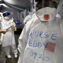 PSO: septynias dienas Konge neužregistruota naujų Ebolos atvejų