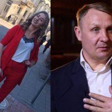 Erdvilė Pilvinytė ir Andrius Šedžius