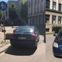 Automobilių parkavimo Kauno centre ypatumai: statau, kur noriu?