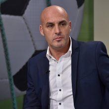 """Vilniaus """"Žalgirio"""" treneriu tapo portugalas J. Martinsas"""