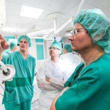 Puikiai LSMU parengtų sveikatos specialistų labai reikės ir ateities pasauliui