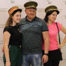 Karo muziejuje šeštadienį šurmuliavo tūkstančiai lankytojų