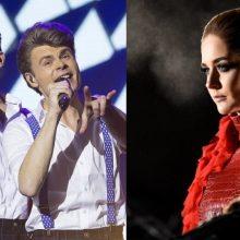 """Keičiasi """"Eurovizijos"""" dalyvių sąrašas, Monika Marija atliks dvi dainas"""