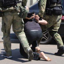 Rusija ir Ukraina rengia apsikeitimą kaliniais?