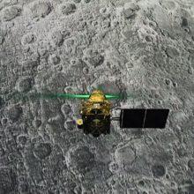 Indija prarado ryšį su Mėnulyje turėjusiu nusileisti zondu