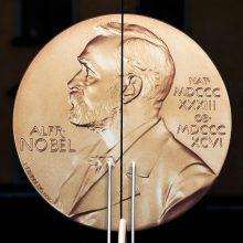 Prasideda Nobelio premijų sezonas