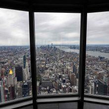 Niujorke – dar vienas traukos objektas, trokštantiems įspūdingų vaizdų