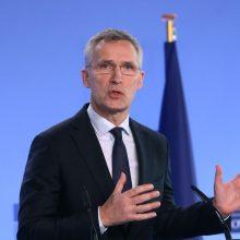NATO vadovas: provokacija Lietuvoje siekta pakirsti aljanso vienybę, bet nepavyko