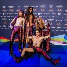 """""""Eurovizijos"""" dainų konkursą šiemet žiūrėjo apie 183 mln. žmonių"""
