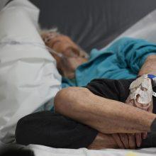 Gripas nusinešė dar dvi gyvybes