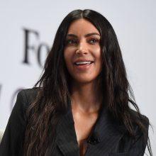 K. Kardashian West paviešino pirmąją visos savo šeimos nuotrauką
