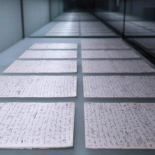 Vokietija perduoda tūkstančius F. Kafkos draugo saugotų dokumentų