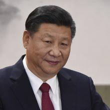 Kinijos prezidentas 2014 metais sutiko susitikti su Dalai Lama